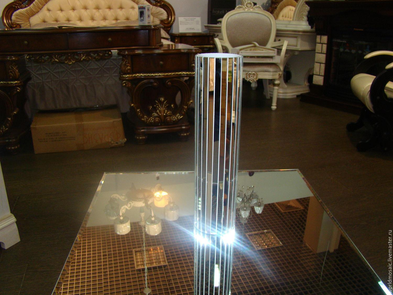 Mirror mosaic vase shop online on livemaster with shipping vases handmade livemaster handmade buy mirror mosaic vase reviewsmspy