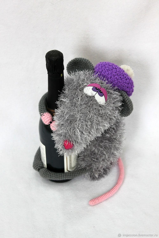 Крыс Валерий (хранитель подарков), Игрушки, Великий Новгород, Фото №1