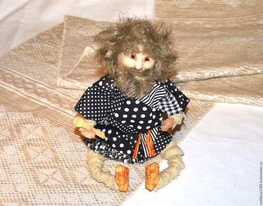 Славянские куклы обереги, домовой, Нафаня, купить домовёнка, подарок на новоселье, купить, русский сувенир, сувенир из Росии, новогодний подарок, подарки к Новому году, волшебный подарок,новогодний