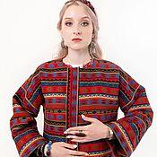 """Одежда ручной работы. Ярмарка Мастеров - ручная работа Пальто """"Наследие"""". Handmade."""