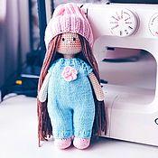Куклы Тильда ручной работы. Ярмарка Мастеров - ручная работа Кукла Вязаная. Handmade.