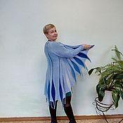 """Одежда ручной работы. Ярмарка Мастеров - ручная работа Кардиган """" Притяжение"""". Handmade."""