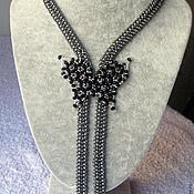 Украшения handmade. Livemaster - original item Tie. Handmade.