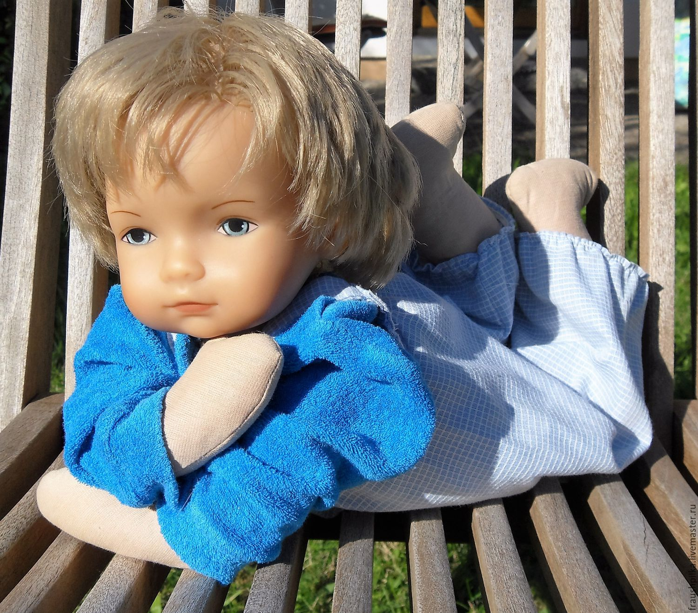 Vintage doll from Heidi Ott 70-ies. Schilgkroet (firm 'Chepurushka'), Vintage doll, Kempten,  Фото №1