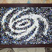 Картины и панно ручной работы. Ярмарка Мастеров - ручная работа Галактика. Handmade.