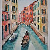 Картины и панно ручной работы. Ярмарка Мастеров - ручная работа Италия. Handmade.