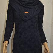 Одежда handmade. Livemaster - original item Knitted tunic. Handmade.