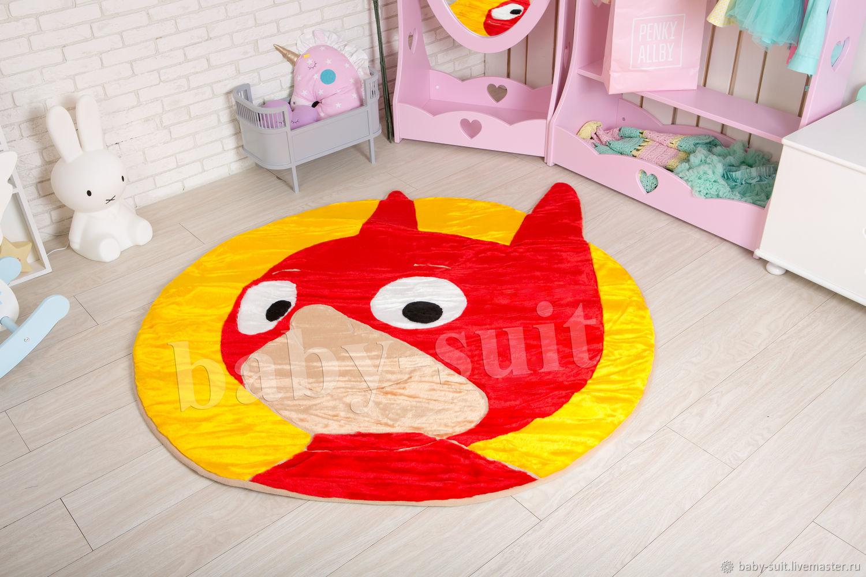 Детский коврик Самсам (супергерой) для малышей и детей