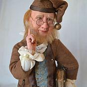 Куклы и игрушки ручной работы. Ярмарка Мастеров - ручная работа Оле-Лукойе. Handmade.