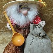 Куклы и игрушки ручной работы. Ярмарка Мастеров - ручная работа Кукла  Домовой Никодим.. Handmade.