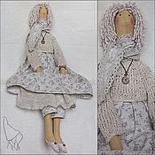 Куклы и игрушки ручной работы. Ярмарка Мастеров - ручная работа Эрика, кукла в стиле Тильда. Handmade.