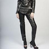 Одежда handmade. Livemaster - original item Pants genuine leather. Handmade.