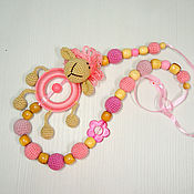 Одежда ручной работы. Ярмарка Мастеров - ручная работа Слингобусы Розовая Овечка. Handmade.