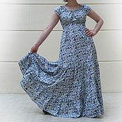 Одежда ручной работы. Ярмарка Мастеров - ручная работа Платье Верона. Handmade.