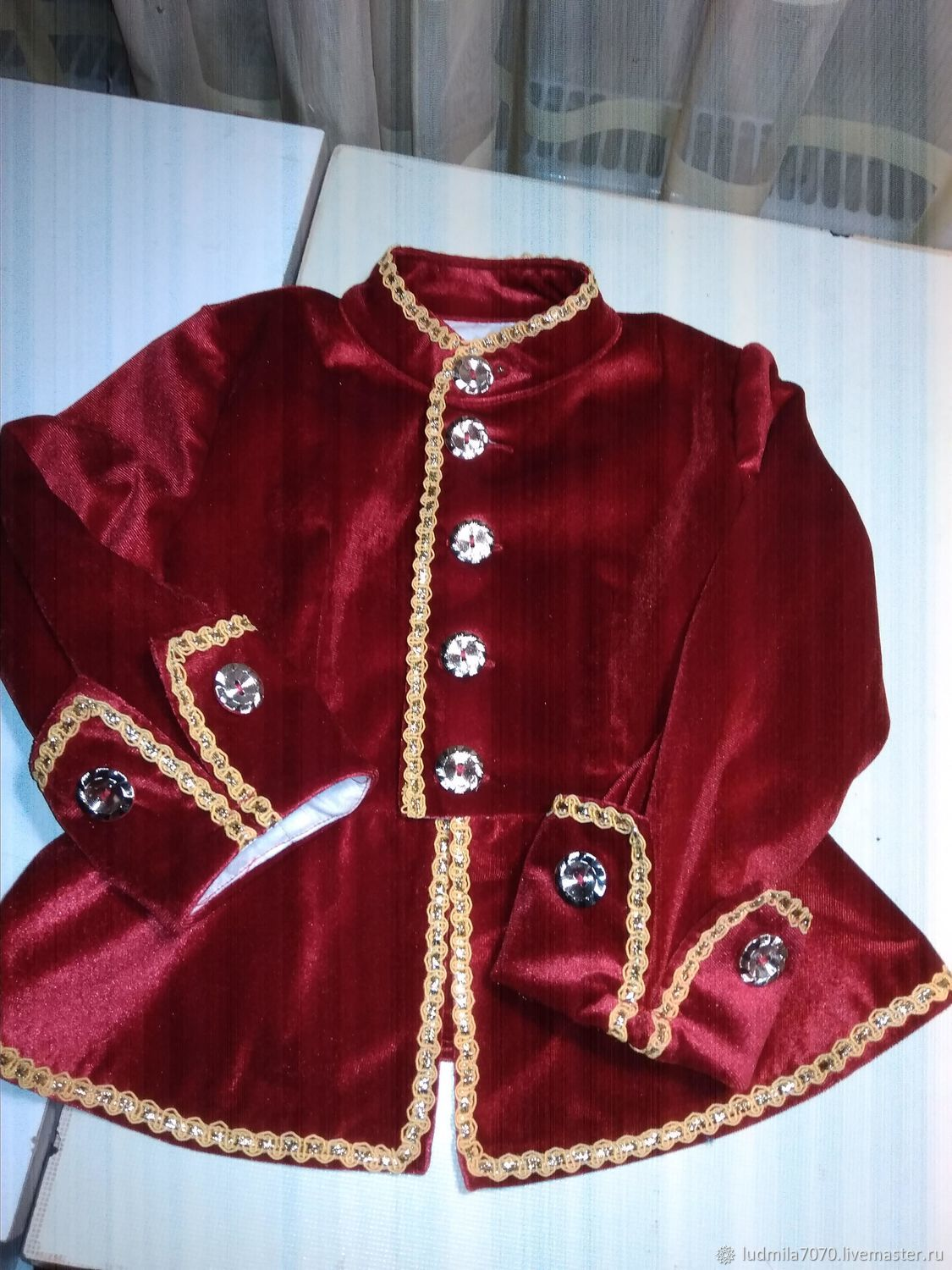 carnival costume: Red Dwarf, Carnival costumes for children, Moscow,  Фото №1