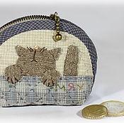 Сумки и аксессуары handmade. Livemaster - original item coin meow. Handmade.