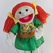 Куклы и игрушки ручной работы. Ярмарка Мастеров - ручная работа Рыжуля. Handmade.