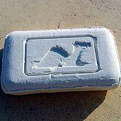 Материалы для творчества ручной работы. Ярмарка Мастеров - ручная работа мыло с глиной Гассул. Handmade.