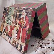 Для дома и интерьера handmade. Livemaster - original item The box - tea box