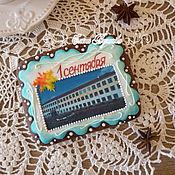 Сувениры и подарки handmade. Livemaster - original item Gingerbread. A gift for puples.. Handmade.