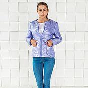 Одежда handmade. Livemaster - original item Jacket short demi. Handmade.