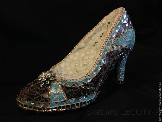 Мозаичная туфелька (#1)