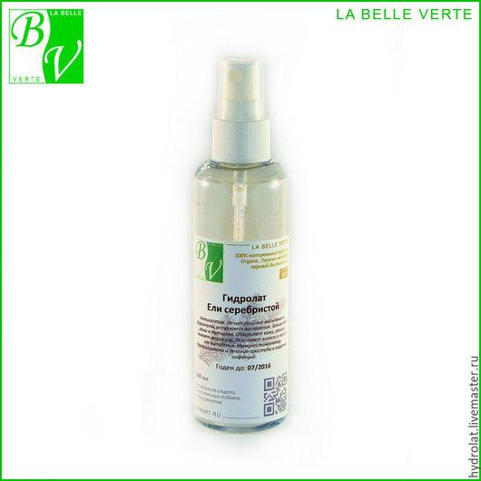 Магазин гидролатов la Belle Verte. Гидролат Ели серебристой. 100% натуральный продукт. Органик. Получен методом паровой дистилляции. Не содержит спирта, искусственных добавок и консервантов.