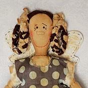 Куклы и игрушки ручной работы. Ярмарка Мастеров - ручная работа Мечтательница Ася. Handmade.
