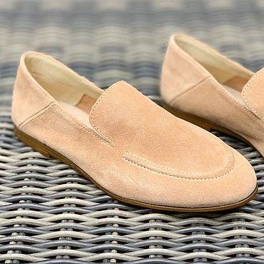 Обувь ручной работы. Ярмарка Мастеров - ручная работа Мокасины Хит -19. Handmade.