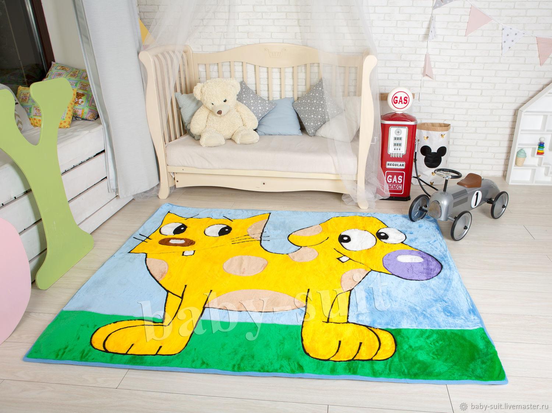 Детский коврик Котопес (Котопёс) для малышей и детей