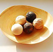 Фен-шуй и эзотерика ручной работы. Ярмарка Мастеров - ручная работа Кедровый шар для массажа ладоней. Handmade.