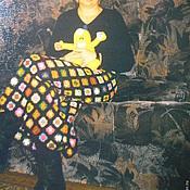 Одежда ручной работы. Ярмарка Мастеров - ручная работа Юбка  Разноцветная фантазия. Handmade.