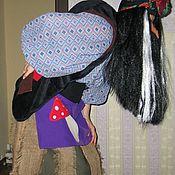 Костюмы ручной работы. Ярмарка Мастеров - ручная работа Костюмы: Костюм Бабы Яги. Handmade.