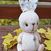 Куклы и игрушки ручной работы. Ярмарка Мастеров - ручная работа Зайка Галинка. Handmade.