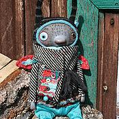 Куклы и игрушки ручной работы. Ярмарка Мастеров - ручная работа Мотылек Аффа. Handmade.