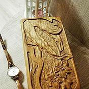 Для дома и интерьера ручной работы. Ярмарка Мастеров - ручная работа Шкатулка Подарок для Бекки. Handmade.
