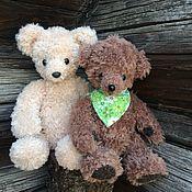 Мишки Тедди ручной работы. Ярмарка Мастеров - ручная работа Мишки Тедди: Игровой медвежонок. Handmade.
