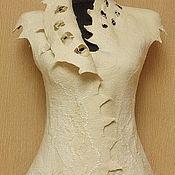 Одежда ручной работы. Ярмарка Мастеров - ручная работа Мягкие сети. Handmade.