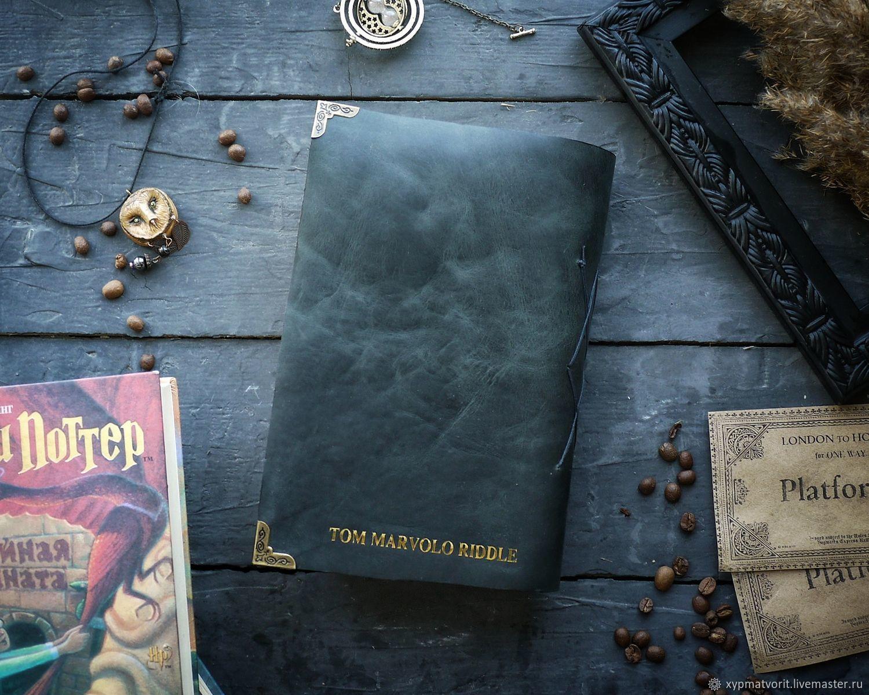 Tom Reddle's Diary, Notebooks, Novosibirsk,  Фото №1
