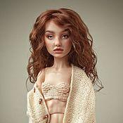 Куклы и игрушки handmade. Livemaster - original item Jointed doll: Sasha, pre-order is open. Handmade.
