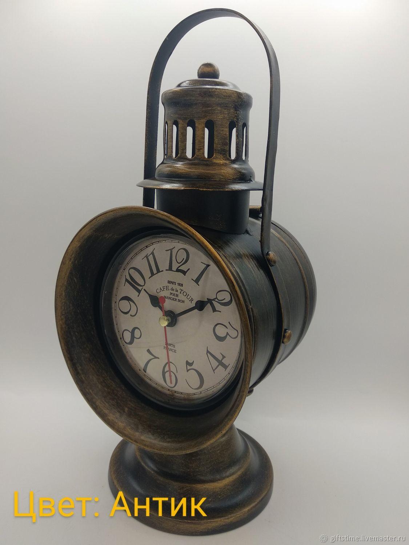 """Часы """"Лампа"""", 3 цвета (№018), Часы классические, Обнинск,  Фото №1"""