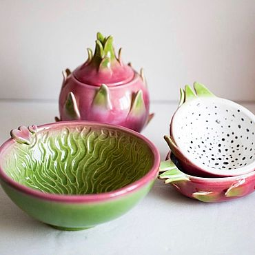 Посуда ручной работы. Ярмарка Мастеров - ручная работа Салатник. Handmade.