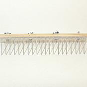 Материалы для творчества ручной работы. Ярмарка Мастеров - ручная работа Гребенка для свирлов 1. Handmade.