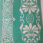 Материалы для творчества handmade. Livemaster - original item stencils adhesive. Handmade.