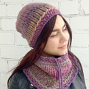 Аксессуары handmade. Livemaster - original item Knitted set