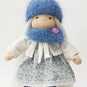 Куклы и игрушки handmade. Livemaster - original item Waldorf doll of Sofia, 35 cm. Handmade.