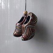 Сумки и аксессуары handmade. Livemaster - original item Klomp key chain/pendant. Handmade.