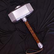 Сувениры и подарки handmade. Livemaster - original item Thor`s Hammer. Thor cosplay. The Avengers. Handmade.