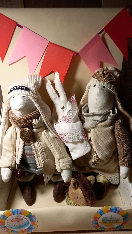 Кролик тильда, Мягкие игрушки, Белгород,  Фото №1
