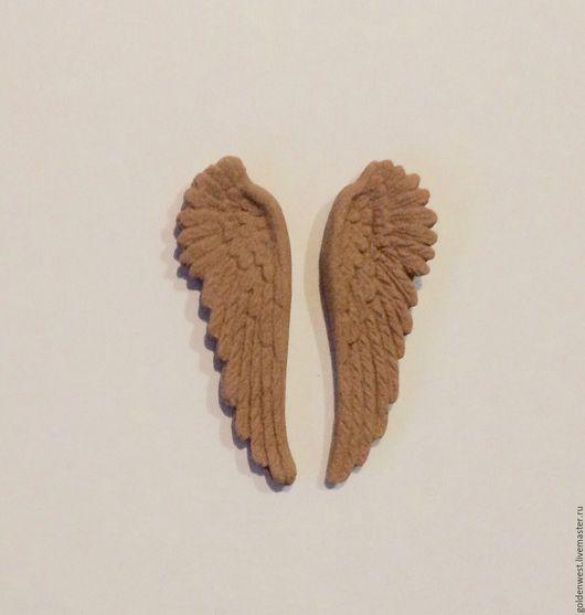 Аппликации, вставки, отделка ручной работы. Ярмарка Мастеров - ручная работа. Купить Декор N 84. Набор два крыла.. Handmade.